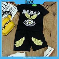 Set Đồ Bé Trai phong cách hàn quốc, chất thun cotton mát mịn thấm hút mồ hôi, thời trang trẻ em thương hiệu BAW mã NT300 thumbnail