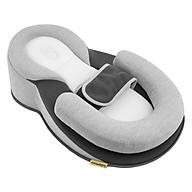 Đệm ngủ đúng tư thế chống trào ngược cho bé BABYMOOV PLUS BM16170 (PHÁP) thumbnail