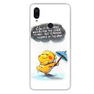 Ốp lưng dẻo cho điện thoại Xiaomi Redmi Note 7 - 0009 RAIN01 - Hàng Chính Hãng thumbnail
