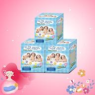 Combo 3 Hộp Khăn vải khô đa năng cho bé Oma Baby ( 80 Miếng) - Combo 3 boxes of Oma & Baby Premium Baby Dry Multi-Functional Cloths ( 80 sheets) thumbnail