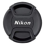 Nắp Ống Kính Nikon 62mm (Đen) - Hàng Nhập Khẩu thumbnail