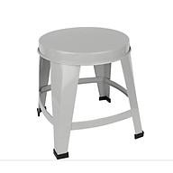 Ghế đẩu Monote chất liệu sắt tấm, kích thước 30x30 cm thumbnail