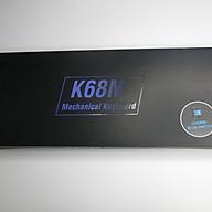 Bàn Phím Cơ I-Rocks K68M Cherry Switch - Hàng Chính Hãng thumbnail