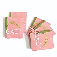 Combo 5 hộp mặt nạ Gạo M.O.I RICE HYDROGEL MASKS Hồ Ngọc Hà (3 Miếng Hộp) thumbnail