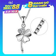 Dây Chuyền Nữ Dây Chuyền Nữ Cỏ Bốn Lá XB-DB28 - Bảo Ngọc Jewelry thumbnail