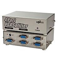 Bộ chia màn hình VGA 1 ra 4- 500Mhz (MT-5004) Chính hãng thumbnail