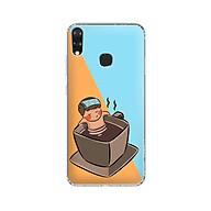 Ốp lưng dẻo cho điện thoại Vsmart Joy 1 Plus - 01193 7896 RELAX02 - in hình chibi dễ thương - Hàng Chính Hãng thumbnail