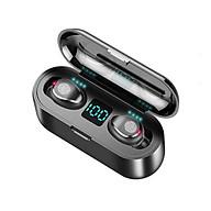 Tai Nghe Bluetooth Bluetoshita True Wireless AirBuds Tai Nghe Không Dây Âm Thanh Vòm 7.1 Super Bass BE89JJ Hàng Chính Hãng thumbnail