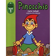 MM Publications Pinocchio Sb (Without Cd-Rom) British & American Edition thumbnail