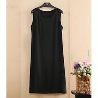 Váy bầu mùa hè màu đen DN19072805 thumbnail