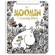 Sách Nhật Ký Tô Màu The Moomin Colouring Diary thumbnail