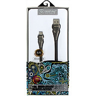 Cáp sạc nhanh 90PAI Micro USB PS-21 (4A) - Grey - Hàng chính hãng thumbnail