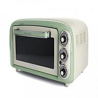 Lò nướng 18 lít (Màu xanh lá cây) Ariete MOD. 0979 04 - Hàng chính hãng thumbnail