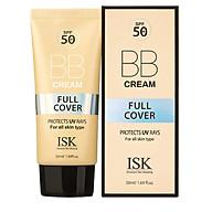 Kem nền siêu mịn ISK FULL COVER BB CREAM SPF 50+ PA+++ Hàn quốc 45ml Hộp thumbnail