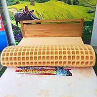 Nệm Cao Su Thiên Nhiên Golden Latex 180x200x10cm - Hàng Chính Hãng thumbnail