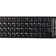 Miếng dán bàn phím tiếng Thái thumbnail