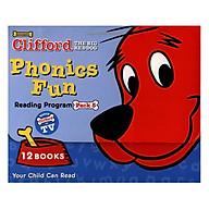 Clifford Phonics Fun Pack 5 (W CD) thumbnail