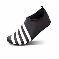 Giày đi dưới nước chống trơn trượt, gọn nhẹ, sử dụng nhiều lần, phù hợp đi du lich, leo núi, thân thiện với môi trường, chịu nước tốt và nhanh khô, nhiều màu lựa chọn (SA027 - 37) thumbnail
