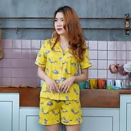 Đồ bộ Pijama nữ thumbnail