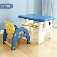 Bo bàn ghế trẻ em đa năng cao cấp thumbnail