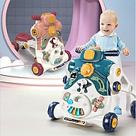 Xe tập đi cho bé ALPINIA phiên bản 2020. Biến đổi 2 chức năng. Có đồ chơi, nhạc và đèn thumbnail