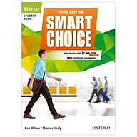 Smart Choice Starter 3E SB with online practice thumbnail