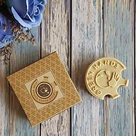 Xà phòng handmade FINGER SOAP tinh chất nhàu Noni sạch mụn lưng, chống trơn - FINGER SOAP NONI ECOLIFE KOREA thumbnail