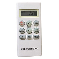 Remote Điều Khiển Máy Lạnh, Máy Điều Hòa LG AKB73756203, LG S09EN2 thumbnail