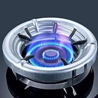 Vỉ chắn gió bếp gas bằng thép hợp kim - giảm bớt hao hụt ga khi sử dụng - NDHS-4836-ViGas thumbnail