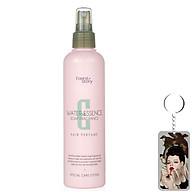 Keo xịt và tạo kiểu tóc hương nước hoa Confume Water Essence Soap Fragrance Hàn Quốc 252ml tặng móc khóa thumbnail