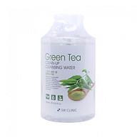 Nước tẩy trang tinh chất trà xanh 3W CLINIC GREEN TEA CLEAN-UP CLEANSING WATER thumbnail
