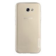Ốp Lưng Dẻo Samsung Galaxy A7 2017 Nillkin - Trong Suốt - Hàng chính hãng thumbnail