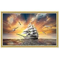 Decal phong thủy Thuận buồm xuôi gió NewTM-0018K thumbnail