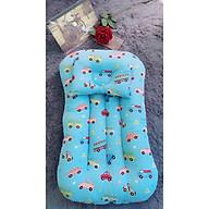 Đệm ngủ thông minh cho bé - Màu xanh oto thumbnail