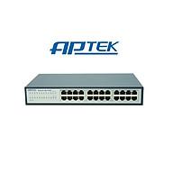 Gigabit Switch unmanaged APTEK SG1240 - 24 Port - Hàng chính hãng thumbnail