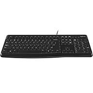 Logitech Touch Keyboard K120 USB thumbnail