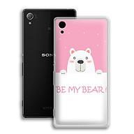 Ốp lưng dẻo cho điện thoại Sony Xperia Z4 - 01150 0552 BEAR04 - Hàng Chính Hãng thumbnail