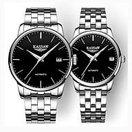 Đồng hồ đôi Kassaw K858-2 chính hãng Thụy Sỹ thumbnail