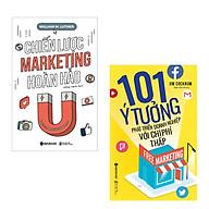 Combo Marketing Để Cạnh Tranh Chiến Lược Marketing Hoàn Hảo + Free Marketing - 101 Ý Tưởng Phát Triển Doanh Nghiệp Với Chi Phí Thấp thumbnail