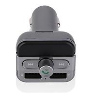 Bt20 Bluetooth Car Mp3 Gray thumbnail