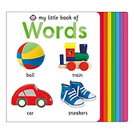 My Little Book of Words (My Little Books Series) thumbnail