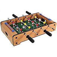 Bàn bi lắc bóng đá, bộ đồ chơi đá banh, đồ chơi bàn bi lắc cho bé, bàn bi lắc mini, sân bóng đá mini+ Tặng hình dán ngẫu nhiên thumbnail