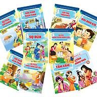 Full bộ (10 quyển) Truyện cổ tích Việt Nam (Song ngữ Việt - Anh) thumbnail