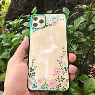 Ốp lưng KAVARO cứng hoa đính đá Iphone 11, Iphone 11 Pro Max thumbnail