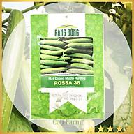 Hạt Giống Mướp Hương Lai F1 ROSSA 38 gói 1gr Dễ trồng, Ăn ngon-NON GMO- Hạt giống Rạng Đông, Chất lượng vượt trội thumbnail