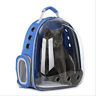 Balo Phi Hành Gia trong suốt cho chó mèo (giao màu ngẫu nhiên) thumbnail