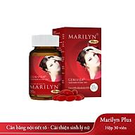 Viên uống tăng cường nội tiết tố nữ Marilyn Plus 30 viên thumbnail