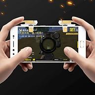 Bộ 2 Nút Chơi Game PUBG Dạng Kẹp Dòng 5.56 Hỗ Trợ Chơi Các Game Mobile Thịnh Hành Trên Điện Thoại (Màu Ngẫu Nhiên) thumbnail