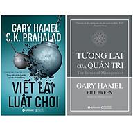 Combo Sách Quản Trị Viết Lại Luật Chơi + Tương Lai Của Quản Trị thumbnail