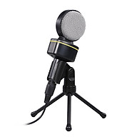Computer Conference Microphone Omnidirectional Capacitive Desktop Microphone for Live Streaming Meeting Karaoke Voice thumbnail
